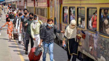 Special Trains For Festival: भारतीय रेलवे कल से विशेष 'फेस्टिवल स्पेशल ट्रेनों का संचालन करेगा, पढ़ें पूरी डिटेल्स