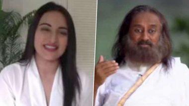 'रामायण' विवाद पर खुलकर बोली सोनाक्षी सिन्हा, ट्रोल्स से निपटने के लिए श्री श्री रविशंकर से ली सलाह
