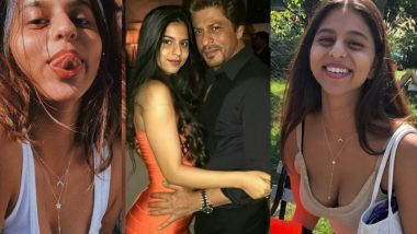 Happy Birthday Suhana Khan: बला की खूबसूरत हैं शाहरुख खान की बेटी सुहाना खान, Viral Photos में हॉटनेस से जीत रही हैं दिल