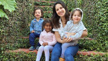 सनी लियोनी अमेरिका में परिवार के साथ बिता रही हैं मस्ती भरा वक़्त, शेयर किया स्पेशल वीडियो