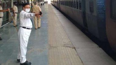 पुरानी दिल्ली रेलवे स्टेशन पर प्रवासी श्रमिकों ने लूटे स्नैक्स और पानी की बोतलें
