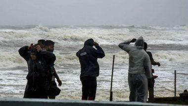 Cyclone Amphan: अगले 12 घंटे में चक्रवाती तूफान 'अम्फान' की रफ्तार हो सकती है तेज, ओडिशा और पश्चिम बंगाल में भारी बारिश की संभावना