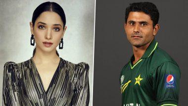 पाकिस्तानी क्रिकेटर अब्दुल रज्जाक से शादी की खबरों पर भड़कीं तमन्ना भाटिया, कहा- ये अपमानजनक है