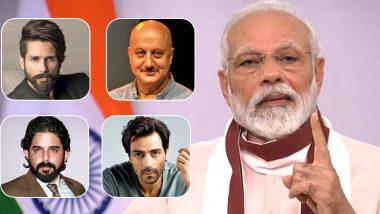 पीएम मोदी ने किया 20 लाख करोड़ के आर्थिक पैकेज का ऐलान, बॉलीवुड सितारों ने सोशल मीडिया पर ऐसे किया रियेक्ट