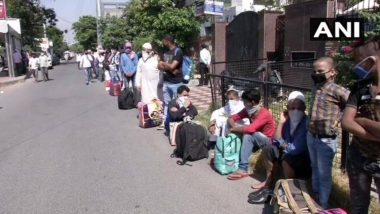 कोरोनासंकट: दिल्ली काफिरोजशाह कोटला मैदान बना कोविड-19 सेंटर, प्रवासी मजदूरोंकी घर वापसी से पहले यहां होगी टेस्टिंग
