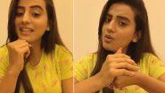 भोजपुरी एक्ट्रेस अक्षरा सिंह ने दिया 'वो बुलाती है मगर...' का जवाब, नया गाना 'मैं ना बुलाया इधर आने का नहीं' गाकर शेयर किया ये Video