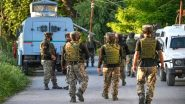 जम्मू-कश्मीर: शोपियां के रेबन इलाके में सुरक्षाबलों और आतंकवादियों के बीच मुठभेड़, 2 से 3 आतंकी घिरे