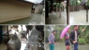 Assam Flood: कोरोना संकट के बीच असम में बाढ़ का खतरा, नदियों का जलस्तर बढ़ने से 9 जिले हुए प्रभावित