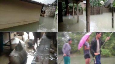 असम में बाढ़ का कहर: 45 लाख से ज्यादा लोग प्रभावित, 30 जिलों में अब तक 59 लोगों की हुई मौत