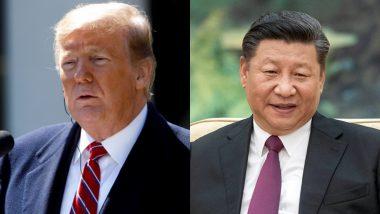 अमेरिका: राष्ट्रपति ट्रम्प ने COVID-19 से निपटने के मामले में चीनी नेतृत्व के प्रति जताई नाराजगी, कहा- शी चिनफिंग से अभी बात नहीं करना चाहता