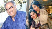 जाह्नवी कपूर, खुशी कपूर और पिता बोनी कपूर की कोरोना वायरस रिपोर्ट नेगेटिव,बीमारी से ग्रस्त 3 घरेलू कर्मचारी भी हुए स्वस्थ