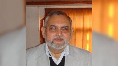 दिल्ली राज्य अल्पसंख्यक आयोग अध्यक्ष डॉ. जफरुल इस्लाम खान के खिलाफ देशद्रोह का मुकदमा दर्ज