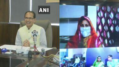 Mother's Day 2020: मदर्स डे पर MP के सीएम शिवराज सिंह चौहान ने राज्य की महिलाओं के साथ वीडियो कॉन्फ्रेंसिंग के जरिए की बात