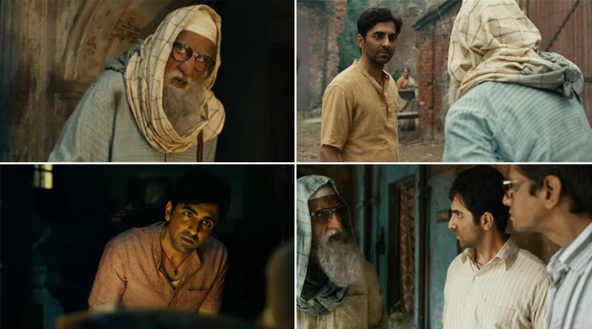 Gulabo Sitabo Official Trailer: अमिताभ बच्चन-आयुष्मान खुराना की ये बेशकीमती जोड़ी है कमाल, देखें कॉमेडी से भरा फिल्म का ये ट्रेलर