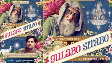 गुलाबो सिताबो के डिजिटल रिलीज पर बोले अमिताभ बच्चन, कहा- 51 साल के करियर में एक और नया चैलेंज