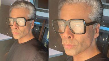करण जौहर ने सफेद बालों में फोटो शेयर करके कहा- पिता का रोल दे दो, एकता कपूर ने दिया ऐसा ऑफर