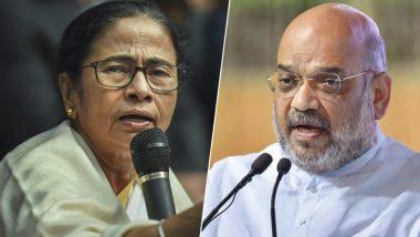 केंद्रीय गृह मंत्री अमित शाह ने CM ममता बनर्जी को लिखा पत्र, मजदूरों की अनदेखी का लगाया आरोप