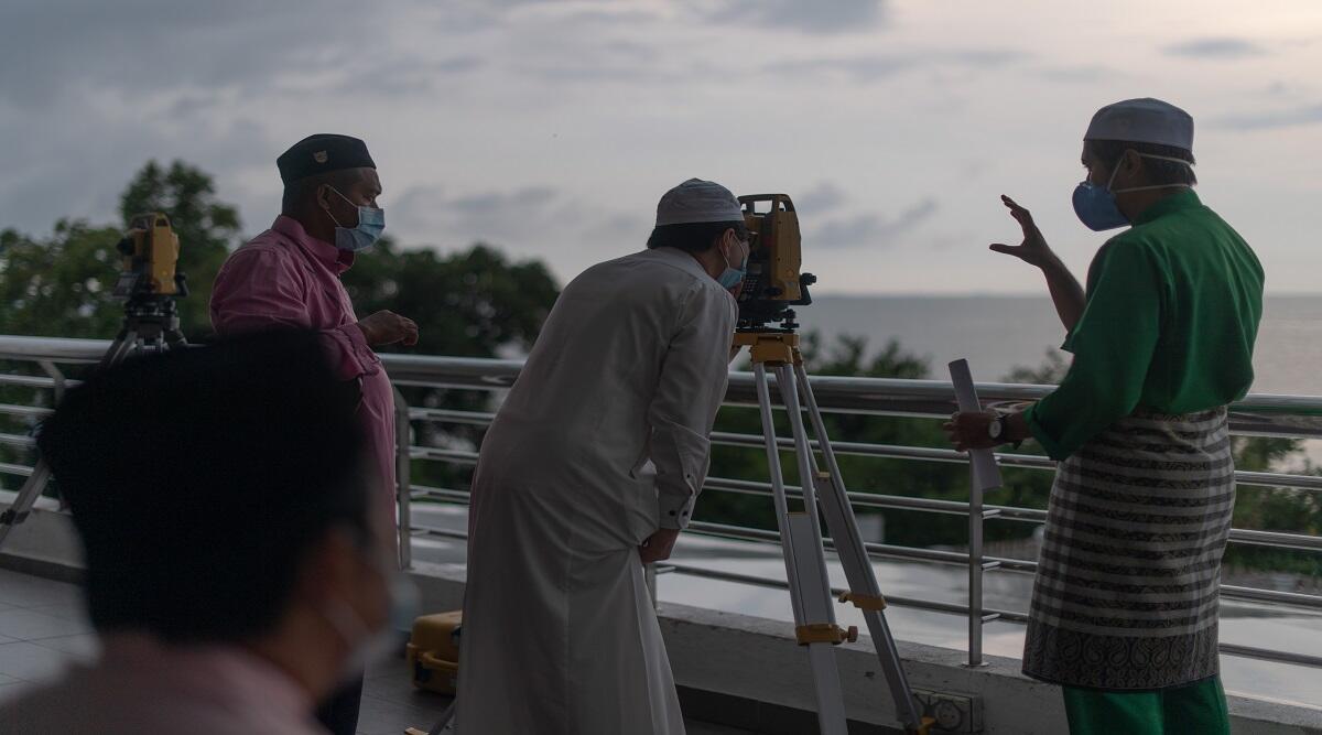 Eid 2020 Moon Sighting in Uttar Pradesh: लखनऊ-प्रयागराज-कानपुर समेत पूरे उत्तर प्रदेश के मुसलमान आज करेंगे ईद का चांद देखने की कोशिश