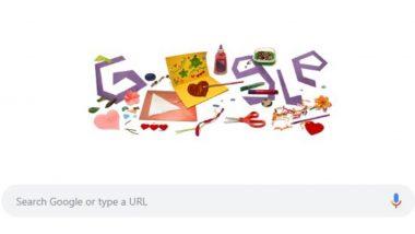 Happy Mother's Day 2020 Google Doodle: मदर्स डे की शुभकामनाएं, गूगल डूडल की मदद से चंद मिनटों में तैयार करें अपनी मां के लिए खास कार्ड और दें उन्हें सरप्राइज