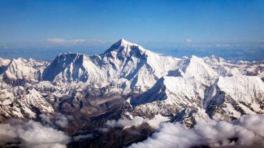 चीन ने तिब्बत वाले हिस्से के माउंट एवरेस्ट की तस्वीरें शेयर की, 'Mount Qomolangma' पर सूर्य की रोशनी का शानदार नजारा दिखा कर नेपाल को किया नजरअंदाज