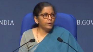 वित्त मंत्री निर्मला सीतारमण की 5वीं प्रेस कांफ्रेंस: मनरेगा, हेल्थ, शिक्षा, बिजनेस को लेकर किए गए बड़े ऐलान