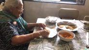 मुंबई: 99 साल की बुजुर्ग महिला प्रवासी मजदूरों के लिए तैयार कर रही है खाने का पैकेट, दिल को छू लेने वाला यह वीडियो हुआ वायरल