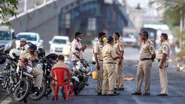 महाराष्ट्र पुलिस पर टुटा कोरोना का कहर:  24 घंटे के भीतर 279 पुलिसकर्मी कोरोना वायरस से संक्रमित, कुल संख्या 5,454 हुई