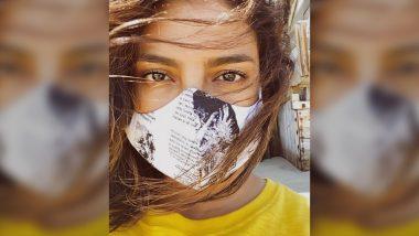 Lockdown: प्रियंका चोपड़ा दो महीने बाद घर से निकली बाहर, मास्क पहनकर शेयर की ये फोटो