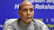 Atma Nirbhar Bharat Saptah: रक्षा मंत्री राजनाथ सिंह सोमवार को करेंगे 'आत्मनिर्भर भारत सप्ताह' का शुभारंभ