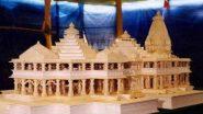 Ram Temple: बीजेपी नेताओं ने लोगों से राम मंदिर के लिए पैसे दान करने की अपील की