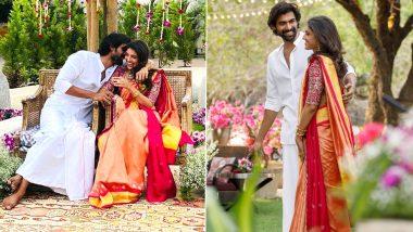 राणा दग्गुबाती और मिहीका बजाज इस दिन लेंगे सात फेरे, सामने आई शादी की डेट!