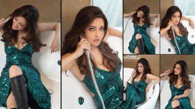 हॉट एक्ट्रेस रिया सेन ने बाथटब में लेटकर पोस्ट की हॉट फोटो, फैंस को दे रही हैं Video Chat करने का मौका