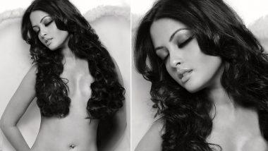 स्टाइल मूवी फेम एक्ट्रेस रिया सेन ने Topless फोटो पोस्ट करके उड़ाए फैंस के होश, तेजी से Viral हो रही है Hot Photo