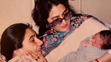 Mother's Day 2020: सारा अली खान ने अपने जन्म के समय की फोटो को किया शेयर, खूबसूरत पोस्ट जीत लेगी आपका दिल