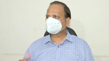 कोरोना संक्रमित दिल्ली के स्वास्थ्य मंत्री सत्येंद्र जैन की हालत बिगड़ी, फेफड़ों में बढ़ा इन्फेक्शन, अब दी जाएगी प्लाज्मा थेरेपी