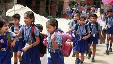 कर्नाटक: राज्य शिक्षा विभाग ने अभिभावकों और शिक्षकों से मांगे फीडबैक, स्कूल खुलने के आसार
