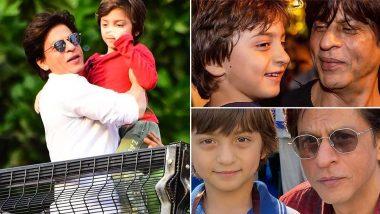 Happy Birthday AbRam: 7 वर्ष के हुए शाहरुख खान के नन्हें राजकुमार अबराम खान, देखें इस पॉपुलर स्टारकिड की ये क्यूट फोटोज