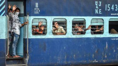 झांसी: 'श्रमिक स्पेशल' के टॉयलेट में मिला प्रवासी श्रमिक का शव, 23 मई को गोरखपुर जाने वाली ट्रेन में की थी यात्रा