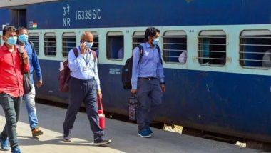 Ganpati Special Trains: भारतीय रेलवे महाराष्ट्र और गुजरात के बीच चलाएगा 'गणपति स्पेशल ट्रेन', यहां जानें बुकिंग डिटेल्स, डेट और टाइम