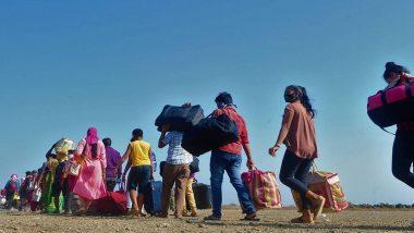 केंद्र सरकार ने कहा, लॉकडाउन में Fake News के कारण प्रवासी श्रमिकों ने किया पलायन