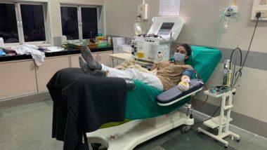 COVID 19: जोया मोरानी ने एक बार फिर दान किया प्लाज्मा, कोरोना से ठीक हुए लोगों से की ब्लड डोनेट की मांग