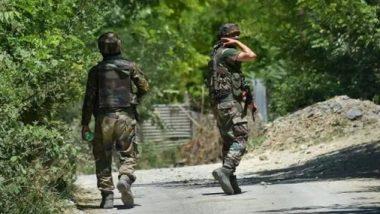 जम्मू-कश्मीर: पुलवामा एनकाउंटर में दो आतंकी ढेर, CRPF का जवान भी शहीद