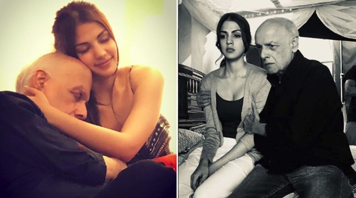 सुशांत सिंह राजपूत की गर्लफ्रेंड रिया चक्रवर्ती की निर्देशक महेश भट्ट संग पुरानी फोटोज हुई Viral, फैंस ने उठाए कई सवाल