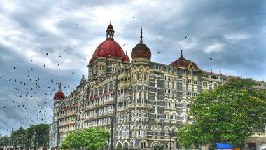 मुंबई के ताज होटल को पाकिस्तान से मिली बम से उड़ाने की धमकी, बढ़ाई गई सुरक्षा
