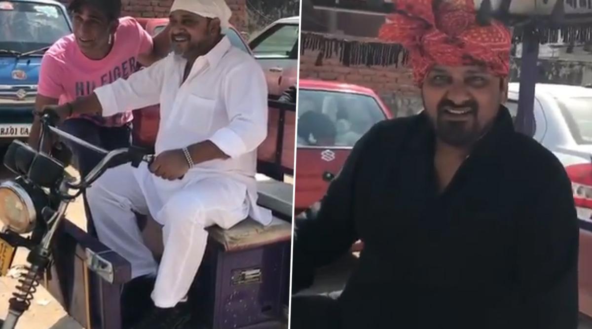 साजिद खान ने भाई वाजिद खान संग अजमेर में ई रिक्शा चलाते हुए पुराना वीडियो किया शेयर, इनकी मस्ती छू लेगी आपका दिल