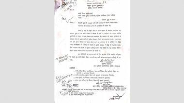 बिहार ADG के पत्र पर मचा बवाल, प्रवासियों के लौटने से बढ़ेंगे अपराध, विवाद के बाद लिया पत्र वापस