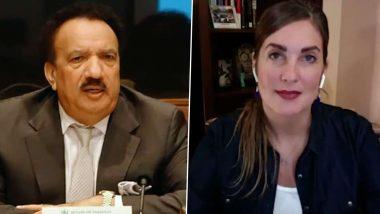 अमेरिकी महिला  सिंथिया डान रिची  का आरोप-  पाकिस्तान के पूर्व गृह मंत्री  रहमान मलिक ने किया था उसके साथ  रेप