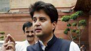 ज्योतिरादित्य सिंधिया का कांग्रेस पर बड़ा हमला, कहा- मध्य प्रदेश की जनता उपचुनाव में भ्रष्टाचारियों को सिखाएगी सबक