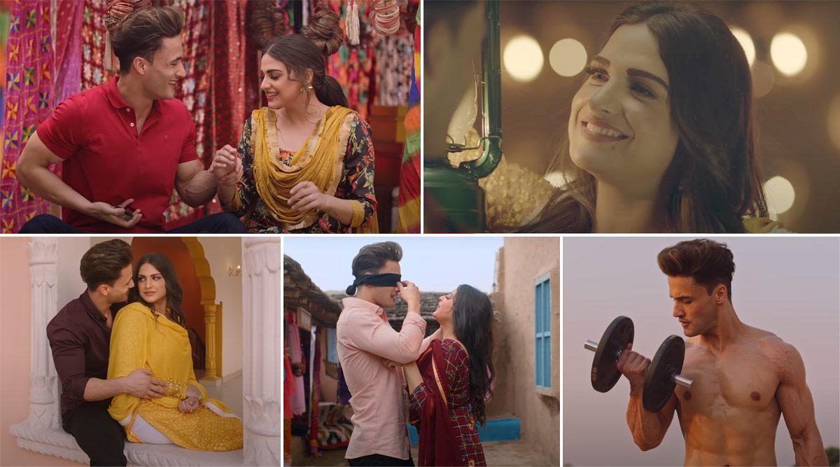 Khyaal Rakhya Kar Song Video: असीम रियाज-हिमांशी खुराना का पंजाबी रोमांटिक सॉन्ग 'ख्याल रख्या कर' इंटरनेट पर हुआ हिट, लाखों लोगों ने देखा