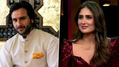 सैफ अली खान से शादी करने के फैसले के चलते करीना कपूर से कई लोग हो गए थे नाराज, एक्ट्रेस ने किया खुलासा